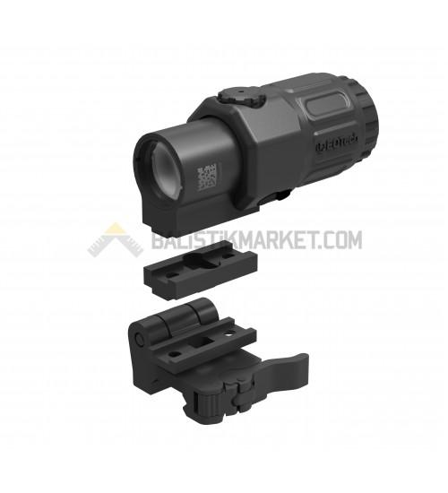 EOTech G33 3x Büyüteç Siyah