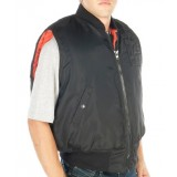 Bulletproof flight jacket without sleeve protection level III-A made by Marom Dolphin