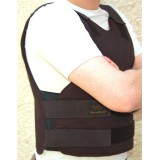 Concealable Bulletproof Vest Level III-A with SIDE protection