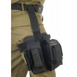 Thigh Rig with two M16/M4 Magazine Pouches