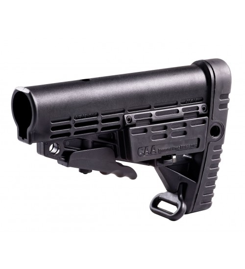 CBS CAA Collapsible  Polymer buttstock for commercial spec Buffer Tubes