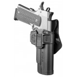 1911SR LH Fab Defense Level 2 Swivel Retention Holster for 1911 models (Paddle+Belt) (Left Hand)