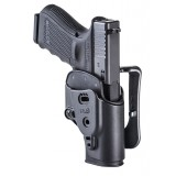 AHS CAA Tactical Ambidextrous Inner & Outer Holster For Glock 9mm & 40 cal 17,18,19,22,23,25,31,32