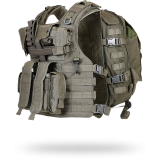 TV7776 Marom Dolphin Semi Modular Tactical Vest
