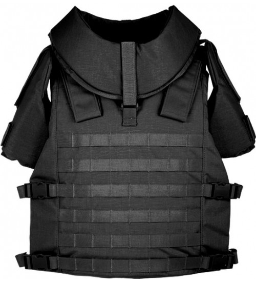 BA8002 Marom Dolphin MOLLE Vest with Ballistic Protection Up To Level IIIA