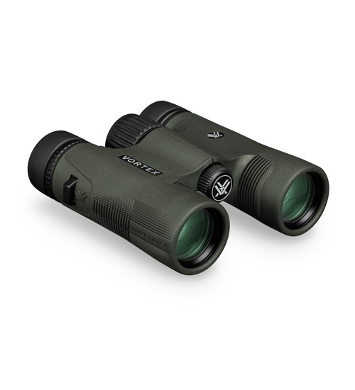 D206 Vortex Optics Diamondback 10x50 Roof Prism Binocular