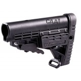 AKSFSA+CBS CAA Tactical 6 Position Buffer Tube Stock Conversion Polymer Made For Milled AK47/74