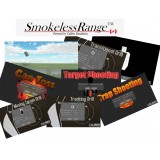 Laser Ammo Smokeless Range ® Jedgmental and Marksmanship Shooting Simulator - U.S.A Only!