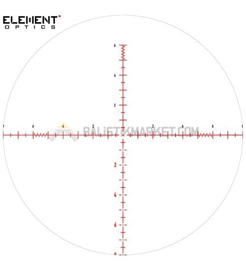 Element Optics Titan 5-25X56 FFP (APR-1C) Mrad Tüfek Dürbünü