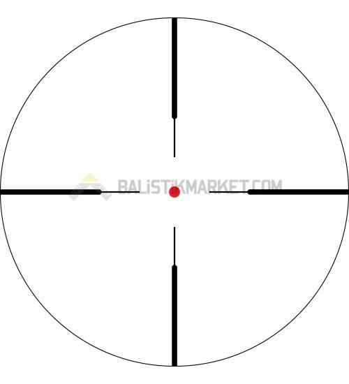 Vortex Crossfire II 3-12X56 SFP Hog Hunter Tüfek Dürbünü