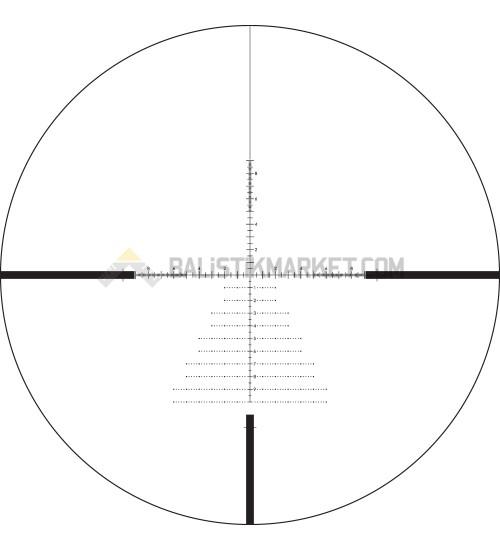 Vortex Diamondback Tactical 4-16X44 FFP EBR-2C (MRAD) Tüfek Dürbünü