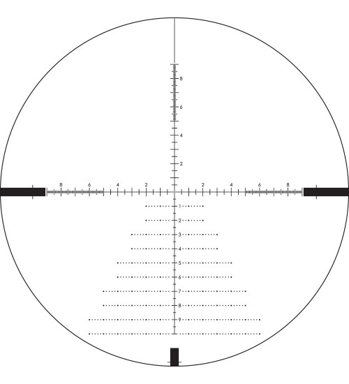 Vortex Diamondback Tactical 6-24x50 FFP EBR-2C (MRAD) Tüfek Dürbünü