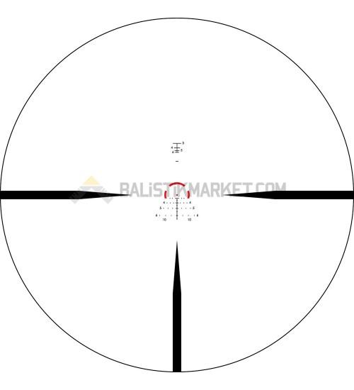 Vortex Strike Eagle 1-6x24 AR-BDC3 Tüfek Dürbünü