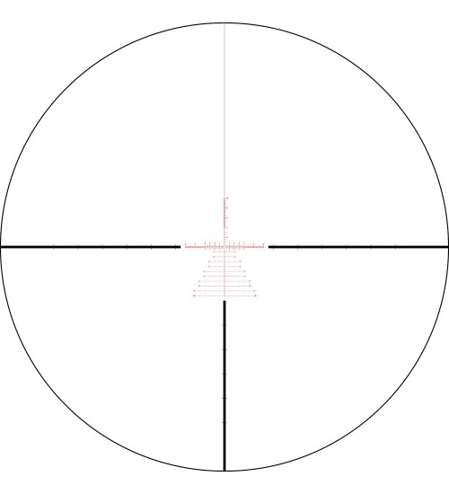 Vortex Strike Eagle 5-25X56 FFP EBR-7C (MRAD) Tüfek Dürbünü