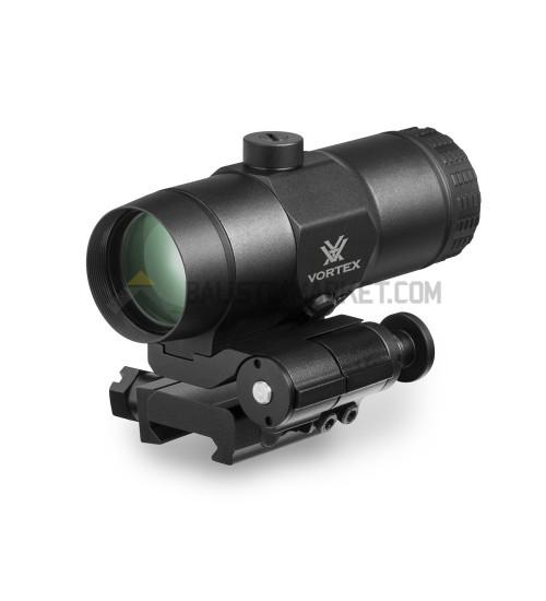 Vortex VMX-3T 3x Magnifier Flip Mount Büyüteç
