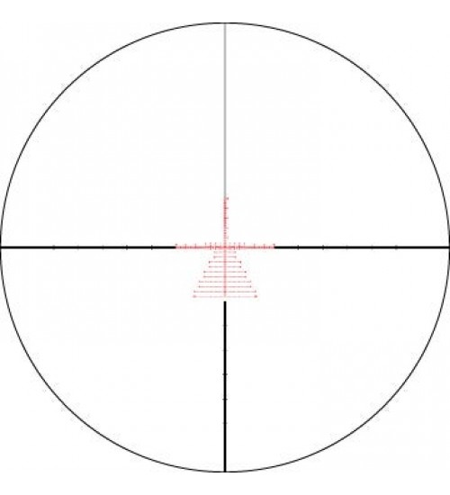 Vortex Viper PST Gen II 5-25x50 FFP EBR-7C (MRAD) Tüfek Dürbünü